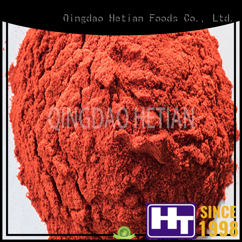 Hetian good quality dried chilli flakes wholesale for home