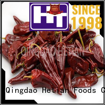 Hetian chili pepper powder factory price for restaurant