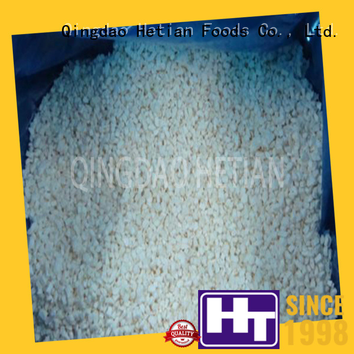 Hetian granulated garlic manufacturer for restaurant
