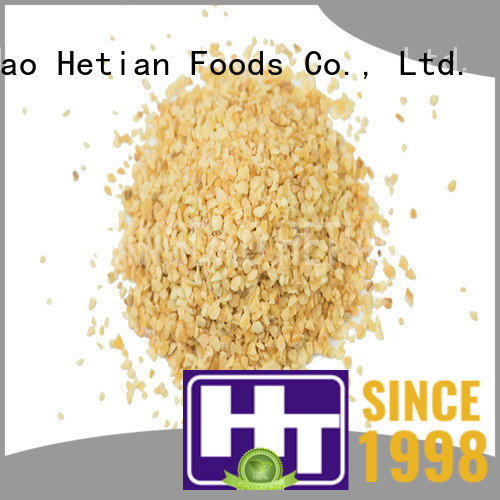 healthy granulated garlic wholesale for home