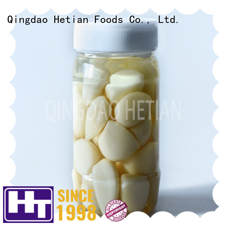 Hetian safe dried garlic manufacturer for hotel