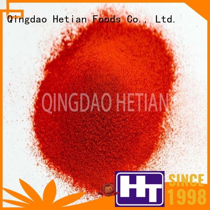 Hetian paprika spices manufacturer for wedding