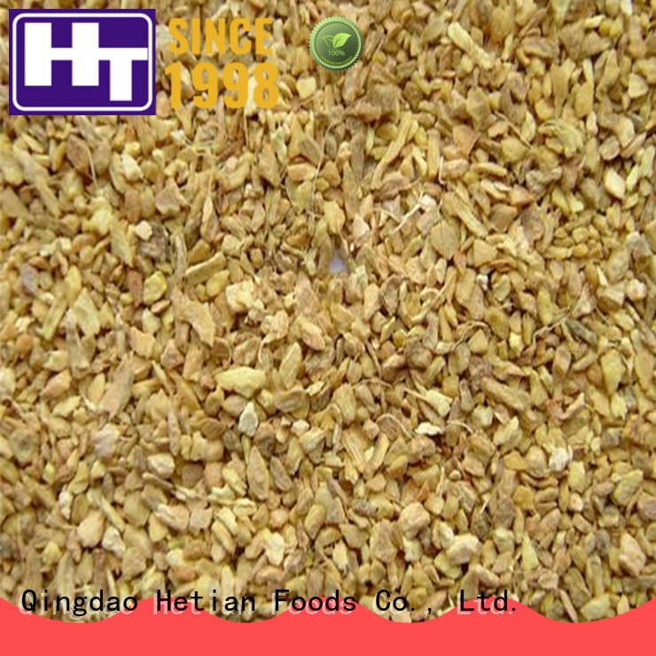Hetian ginger powder supplier for hotel