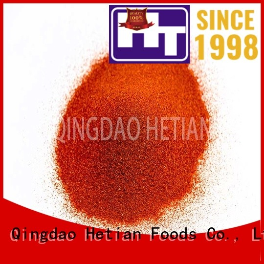 Hetian high quality drying paprika peppers for party