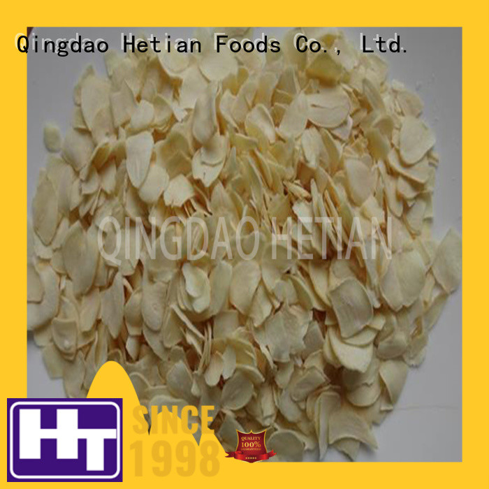 Hetian safe garlic granules manufacturer for shop