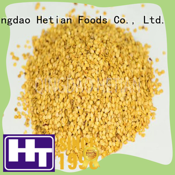 Hetian good quality dried peppers wholesale for cafe shop