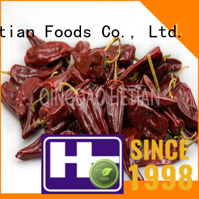 Hetian safe pepper flakes directly sale for cafe shop