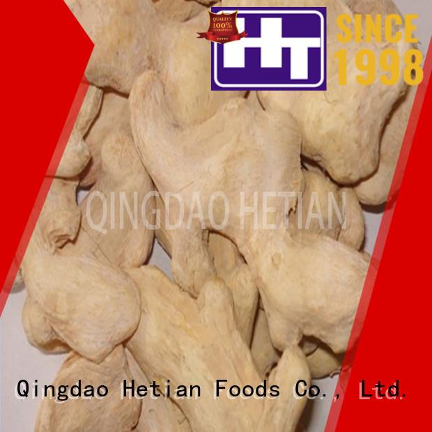 Hetian ginger powder wholesale for hotel