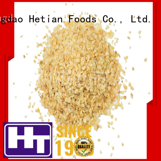 Hetian natural dried garlic flakes from China for restaurant