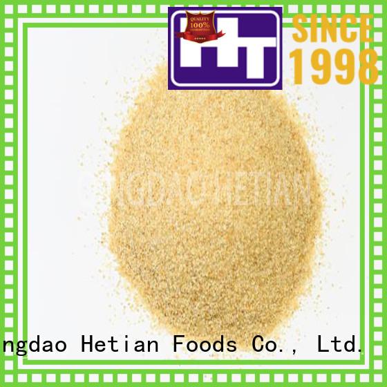 natural garlic granules online for shop