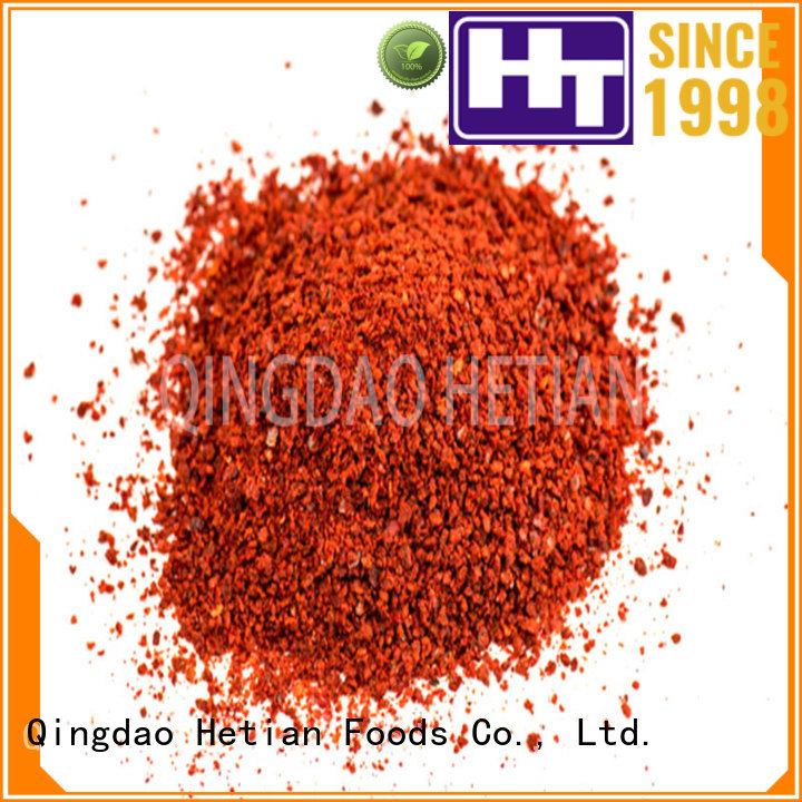 Hetian high quality paprika spices from China for party