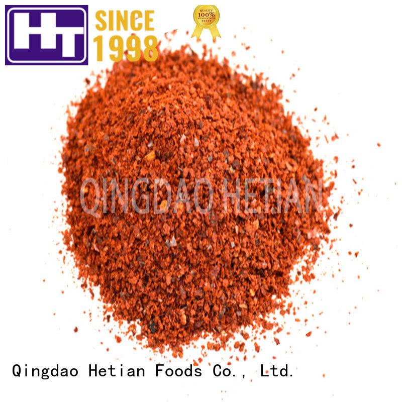 Hetian paprika spices promotion for dining