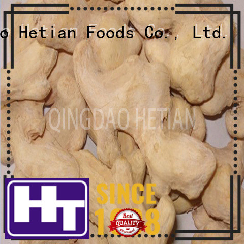 tasty whole dried ginger supplier for hotel