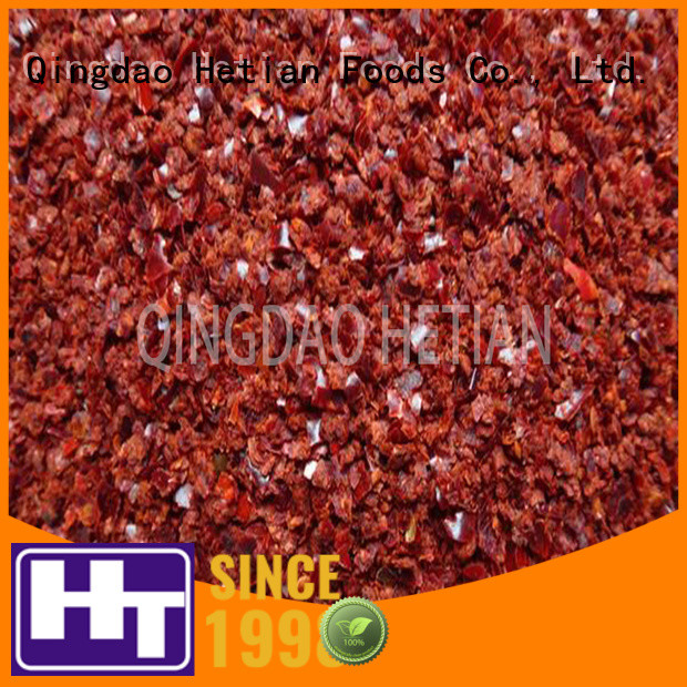 Hetian dried paprika on sale for party