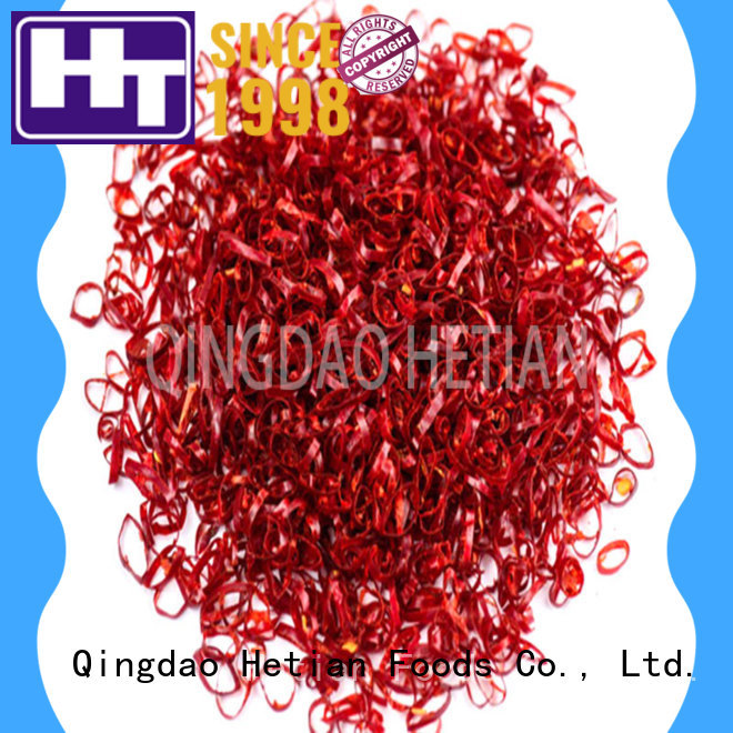 Hetian pepper flakes directly sale for hotel
