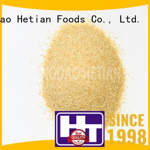 Hetian safe dry garlic powder manufacturer for home